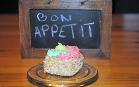 Des petits gâteaux … symbole d'amour et de partage